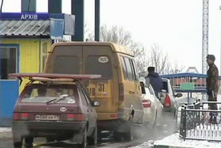 В Сумской области открыли 5 пропускных пунктов