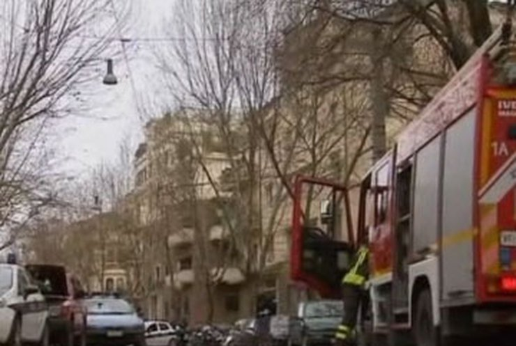 В посольстве Греции в Италии обезвредили бомбу