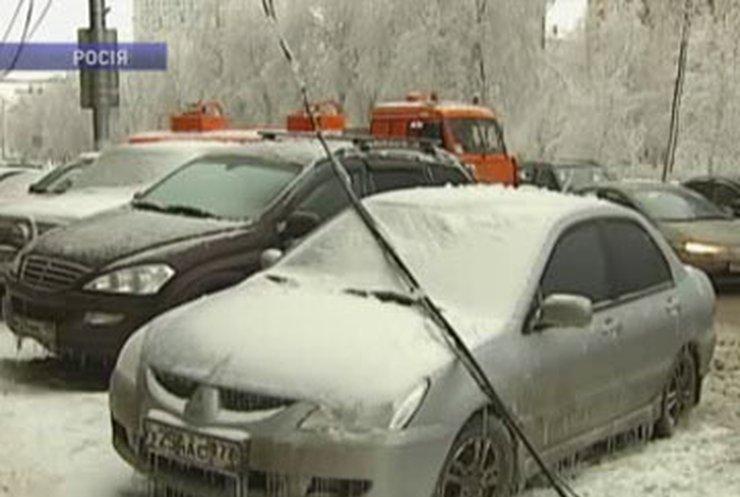 В Москве снова ожидается непогода