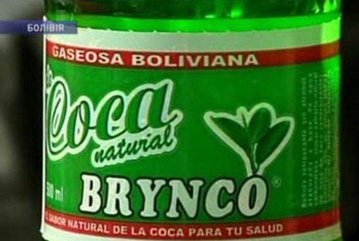 Боливийцы планируют экспортировать напиток на основе листьев коки