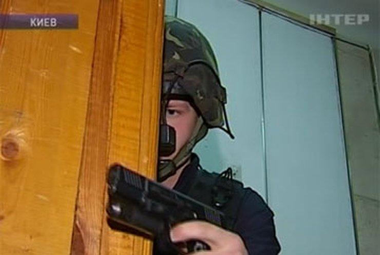 Украинская милиция получила оружие будущего