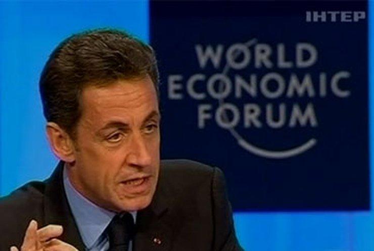 Саркози призывает министров отдыхать во Франции