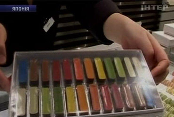 В Японии создали рай для сладкоежек