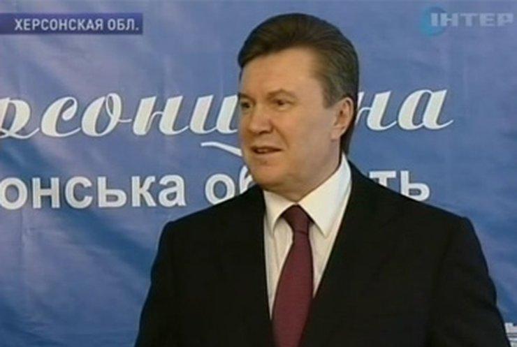 """""""Подробности недели"""": Янукович призвал к земельной реформе"""