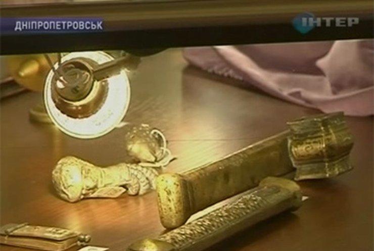 В Днепропетровске открылась уникальная выставка-загадка