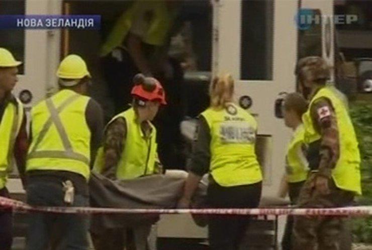 В Новой Зеландии из-под завалов спасли 46 человек