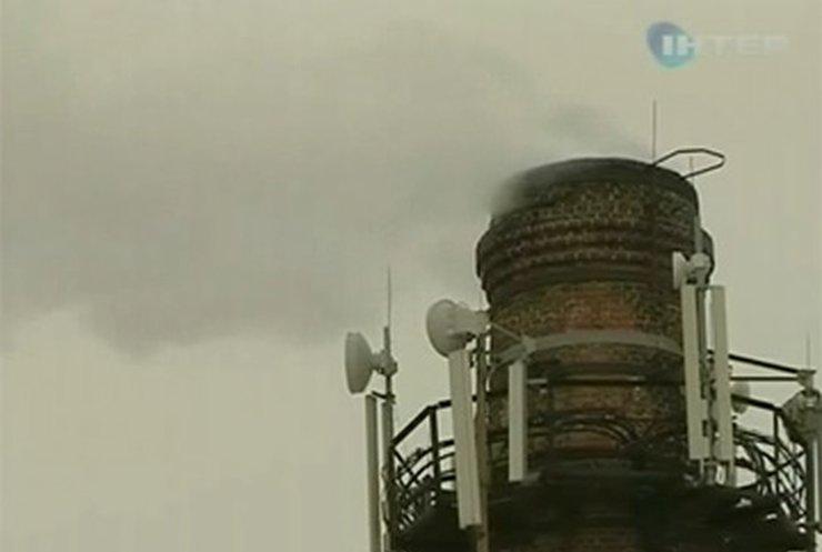 Котельная в Запорожье переходит на альтернативные источники тепла