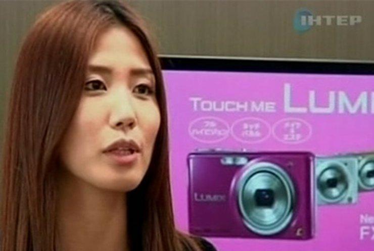 Японцы изобрели фотоаппарат с функцией макияжа