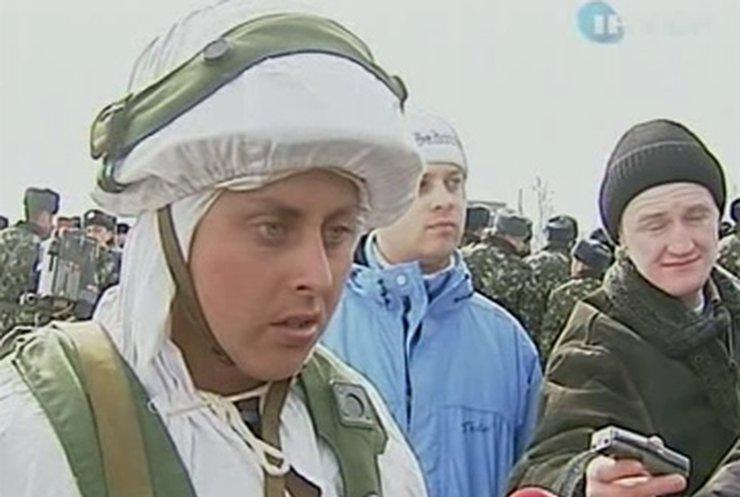 На житомирском полигоне прошли масштабные военные учения
