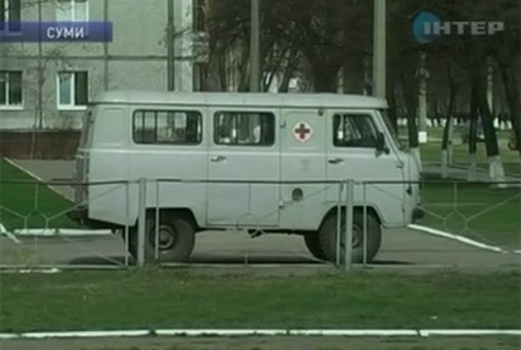 В Сумах с отравлением госпитализировали 19 школьников