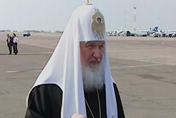 Патриарх Кирилл отслужит в Киеве панихиду по погибшим ликвидаторам