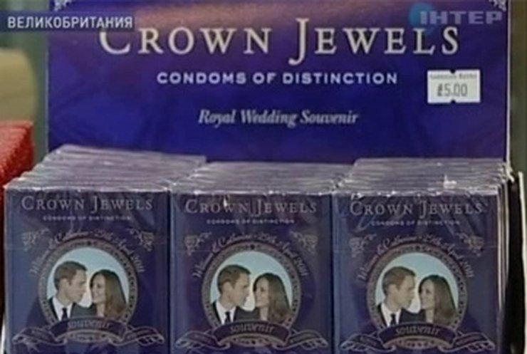 Британцы уже готовы праздновать королевскую свадьбу