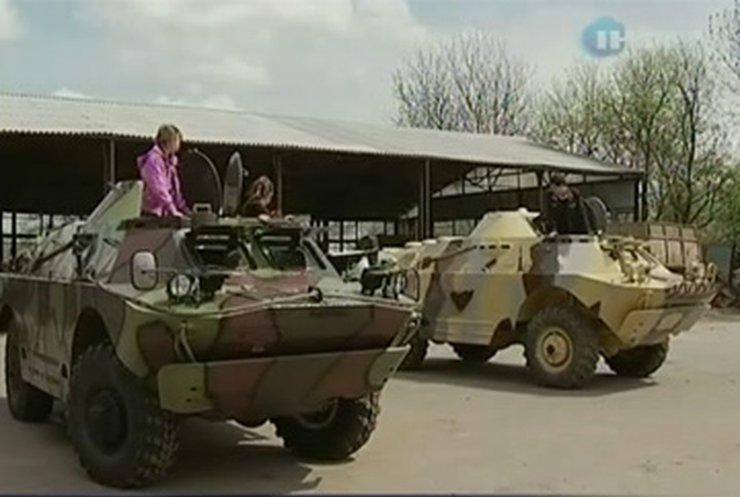На Черкащине два брата организовали военный музей под открытым небом