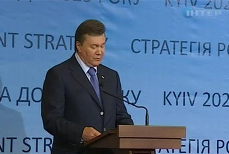 Янукович требует экономически обоснованных коммунальных тарифов