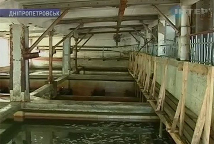 В Днепропетровской области водопроводную воду признали непригодной для питья