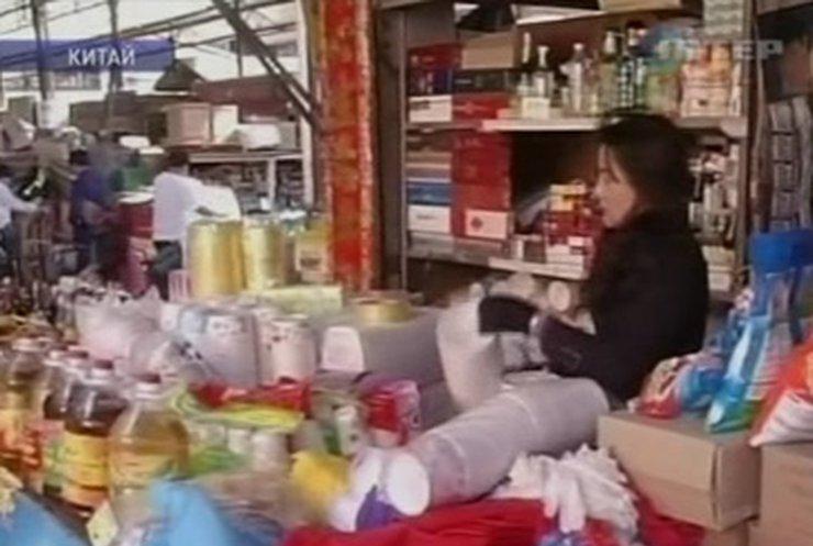 В Китае начали борьбу с пластиковыми пакетами