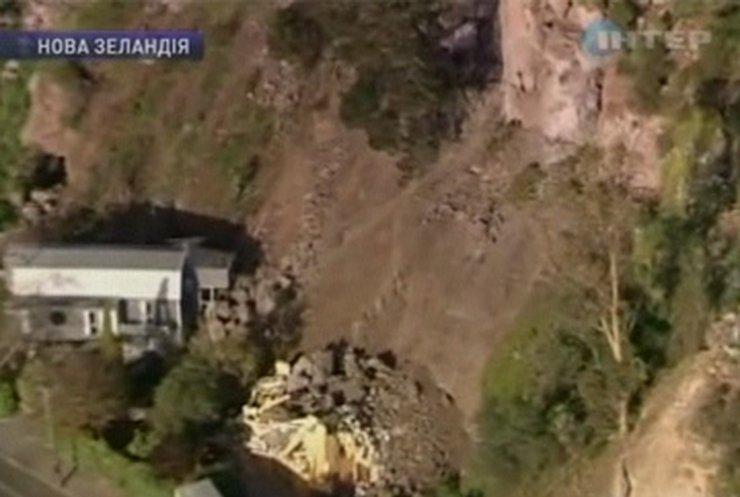 Растет чило пострадавших от землятрясения в Новой Зеландии
