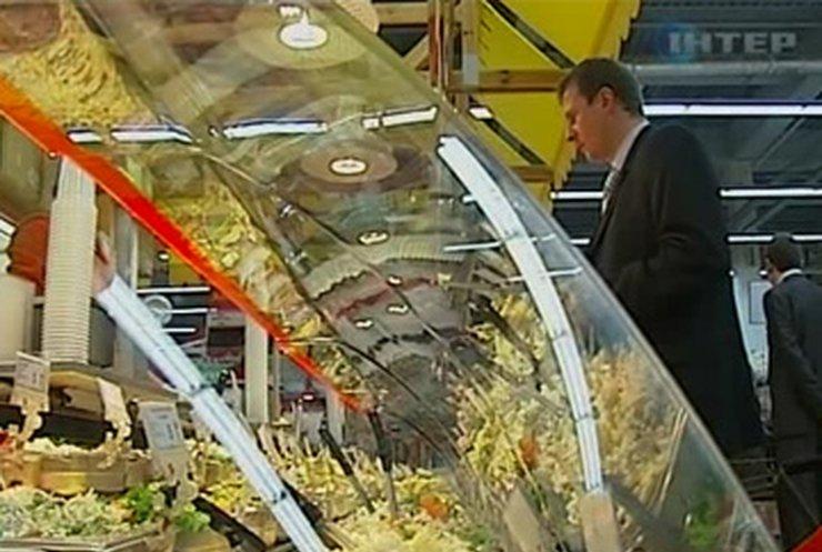 В супермаркетах Мелитополя до осени запретили продажу готовых блюд