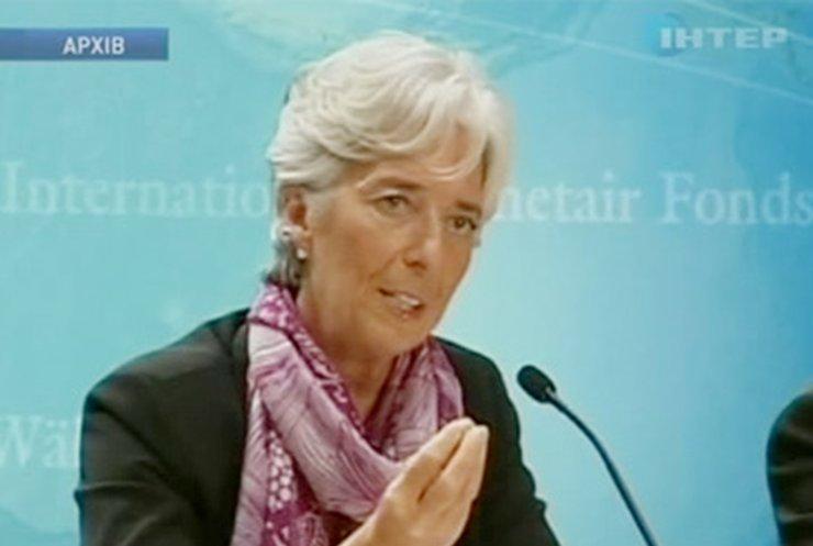 В Париже решают, открывать ли дело против главы МВФ