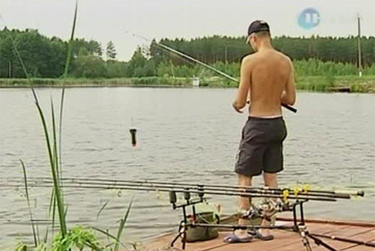 В Житомирской области продолжаются соревнования по рыбалке