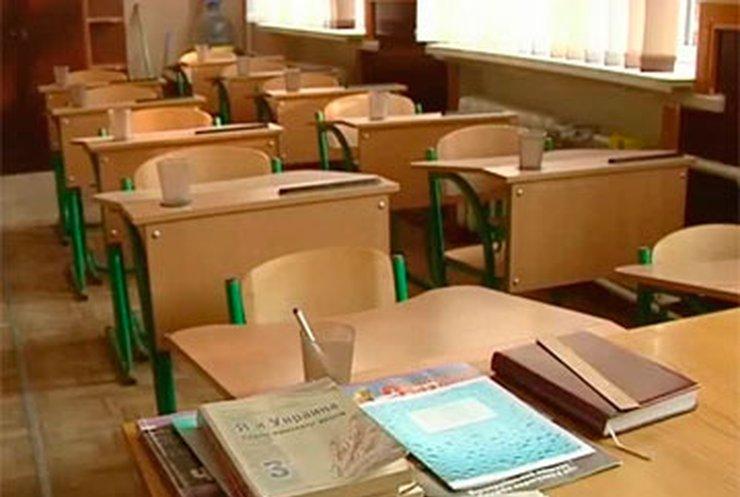 В запорожской школе начало учебы перенесли из-за ремонта
