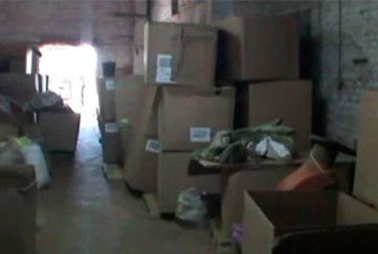 В Черкассах налоговики накрыли подпольный сигаретный цех
