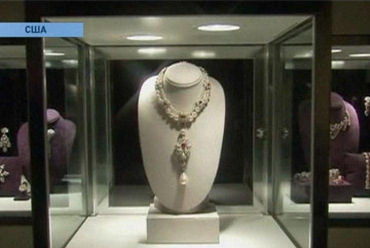 Жителям США показали коллекцию вещей Элизабет Тейлор