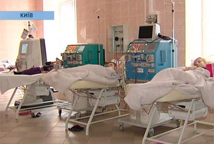 В Украине дети умирают дожидаясь очереди для пересадку почки