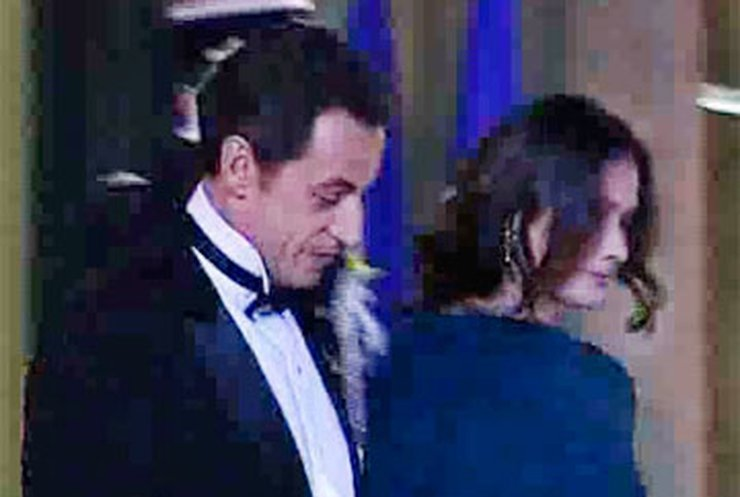У Николя Саркози родилась дочка