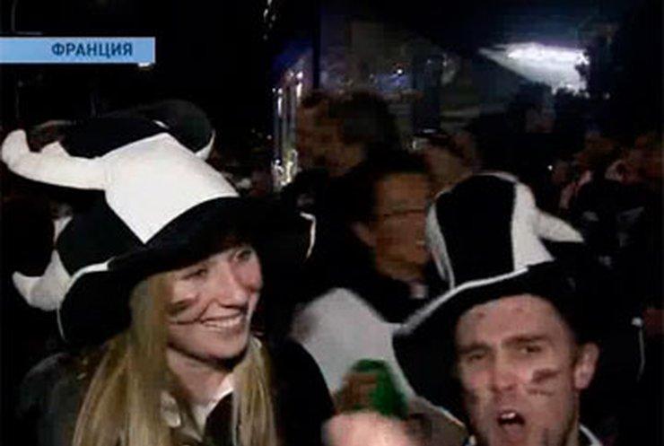 Новая Зеландия стала чемпионом мира по регби