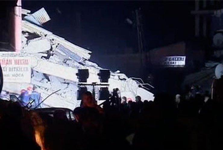 В Турции произошло третье землетрясение за сутки