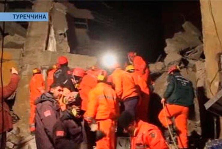 В Турции произошло новое мощное землетрясение