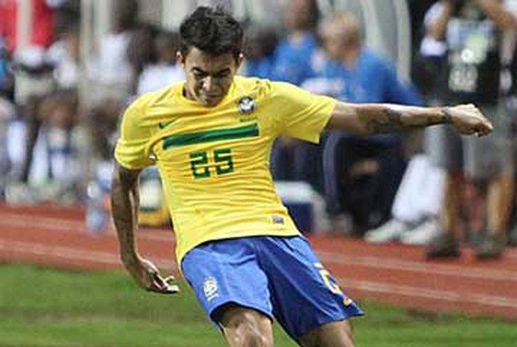 Дуду и Виллиан дебютировали за сборную Бразилии