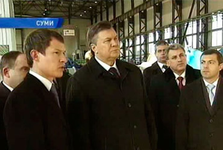 Янукович готов подписать закон о выборах