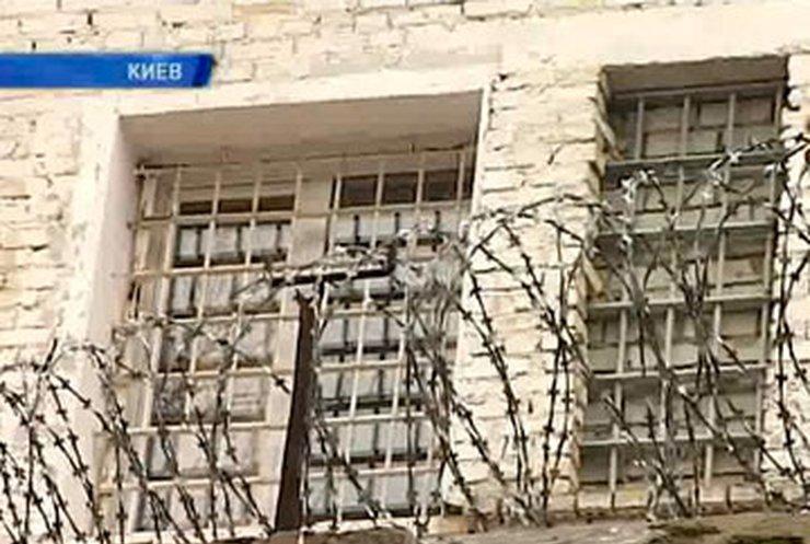 Тимошенко судили прямо в камере