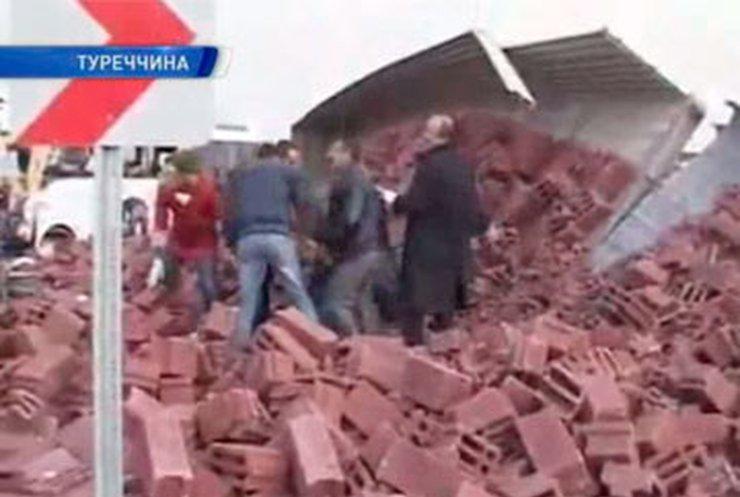 В Турции жертвами ДТП стали 24 человека