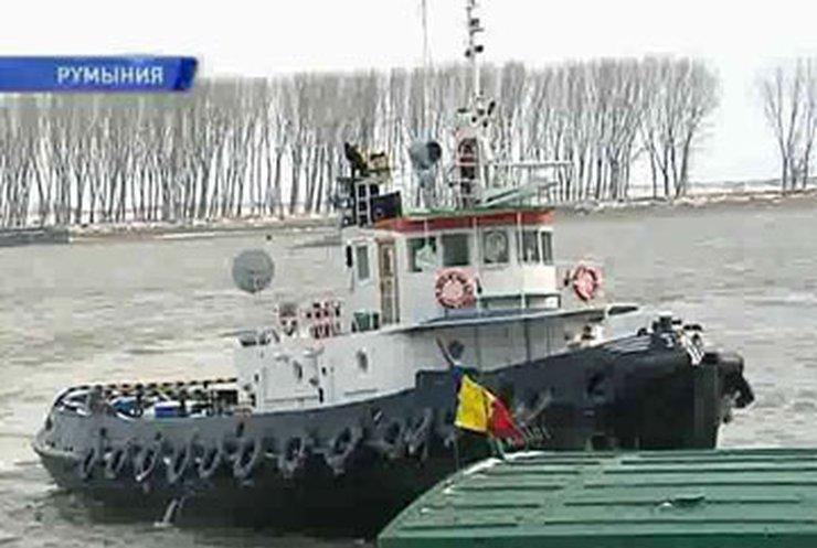 Пираты добрались до украинских вод Дуная