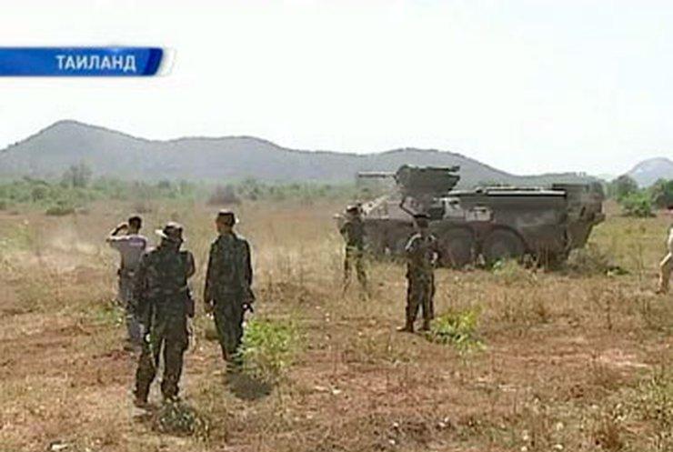 В Таиланде испытывают купленные в Украине БТРы