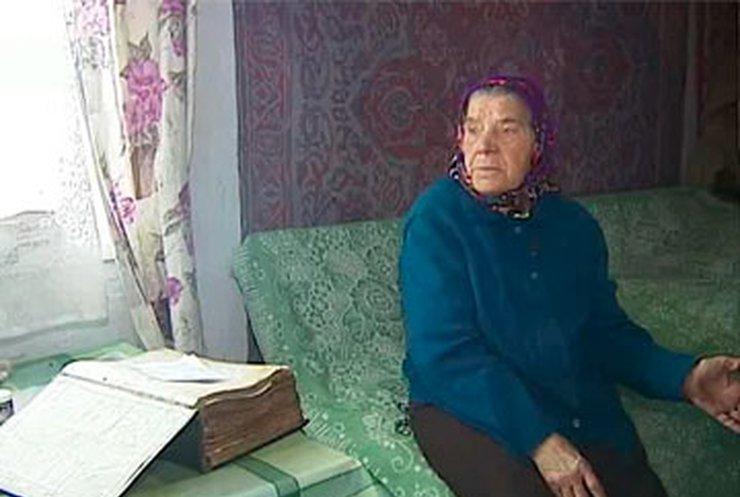 Единственная жительница села на Винничине готовится отмечать 85-й день рождения
