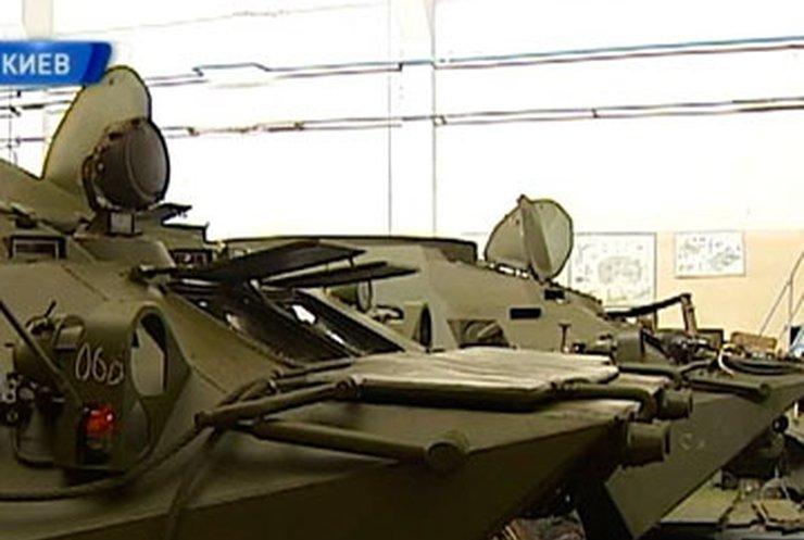 Украина наращивает экспорт танков и БТРов