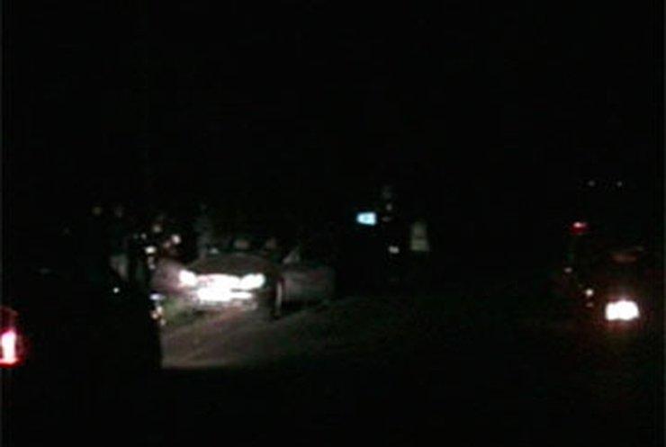 Запорожские водители чуть не поубивали друг друга за место для парковки