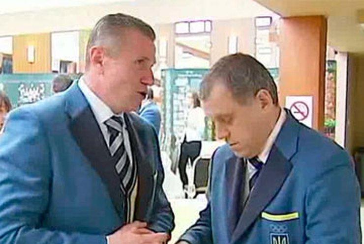 Генсек НОК Украины Владимир Геращенко ушел в отставку