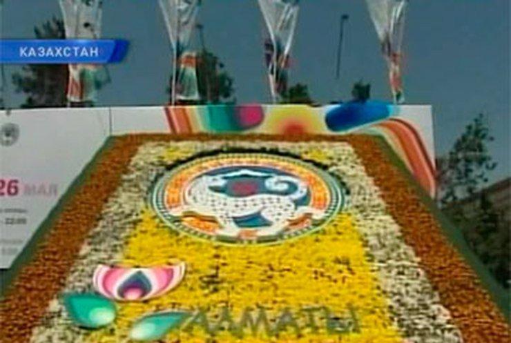 Столица Казахстана завоевала звание цветочного города