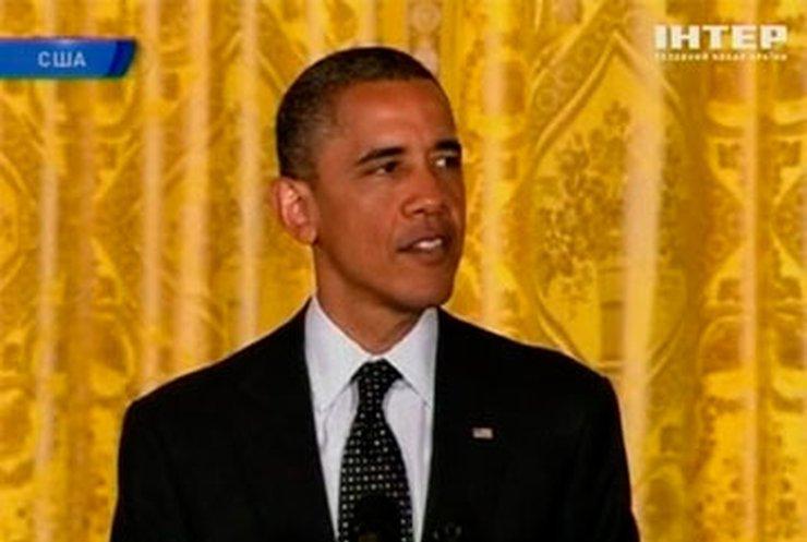 """Обама возмутил поляков упоминанием о """"польских лагерях смерти"""""""