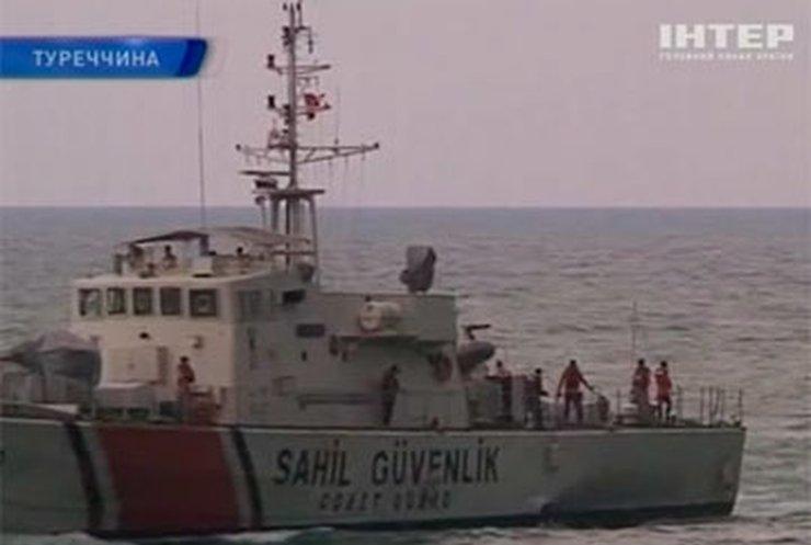Турция обвиняет Сирию в сбитом истребителе