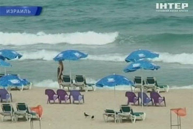 Пляжи в Израиле принадлежат народу