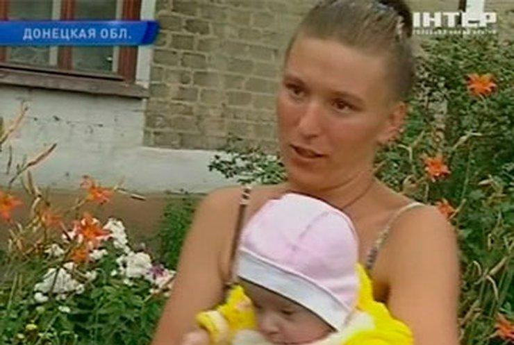 В Донецкой области у семьи обманом забрали ребенка