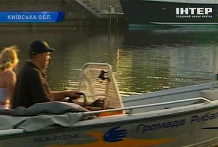 В Украине отметили День рыбака