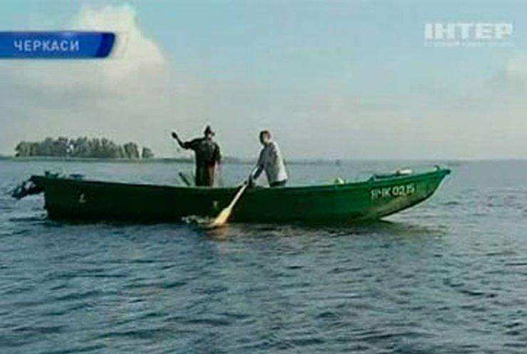 Браконьерские сети угрожают судоходству Черкащины