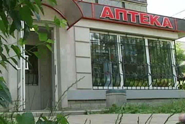 В Украине могут ограничить количество аптек